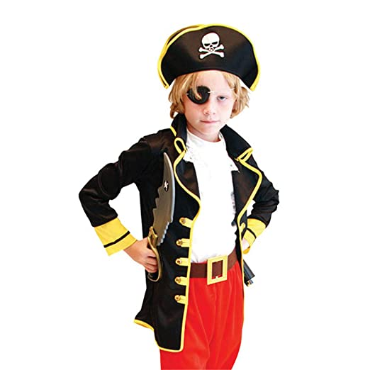QAR Disfraz De Halloween Traje De Actuación para Niños Disfraz De ...