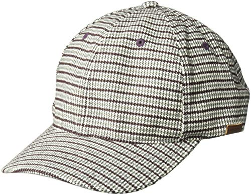 Kangol Men's Pattern Flexfit Baseball Cap HAT, Houndstooth Check, L/XL ()
