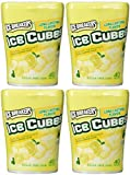 Ice Breakers Cool Lemon Ice cubess Sugar Free Gum 40 pieces (Pack of 4) Review