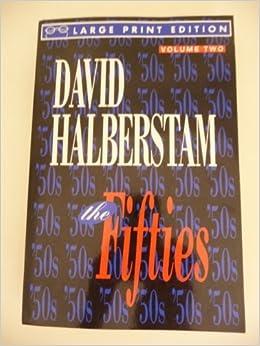 The Fifties By Halberstam David 1993 Paperback Amazon Com Books