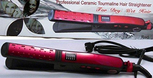 Hair Straightener/flat Iron Professional Ceramictourmalin...