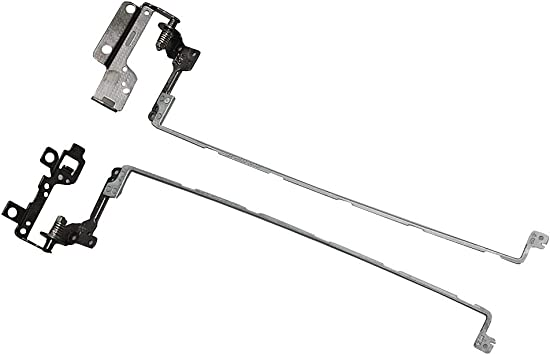 GinTai Right /& Left LCD Hinge Set Replacement for HP Notebook 15-BS 15-BS013DX 15-BS075NR