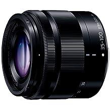 Panasonic LUMIX G VARIO 35-100mm/F4.0-5.6 ASPH H-FS35100-K Lens H-FS35100 Black