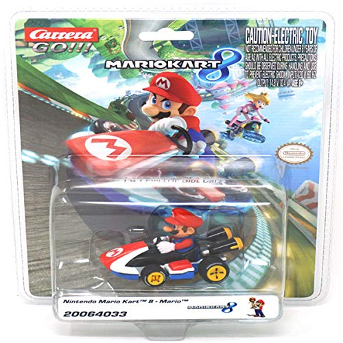Carrera Carrerag GO Mario Slot Car Vehicle Racing for sale  Delivered anywhere in USA