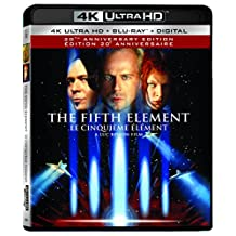 Fifth Element, The - 4K/UHD/Blu-ray/UltraViolet