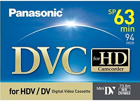 SUPERB QUALITY CASSETTE A JVC MINI DV DIGITAL VIDEO CAMCORDER TAPE NEW