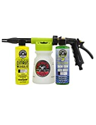 Chemical Guys Foam Blaster 6 Foam Wash Gun Kit, 4 Items