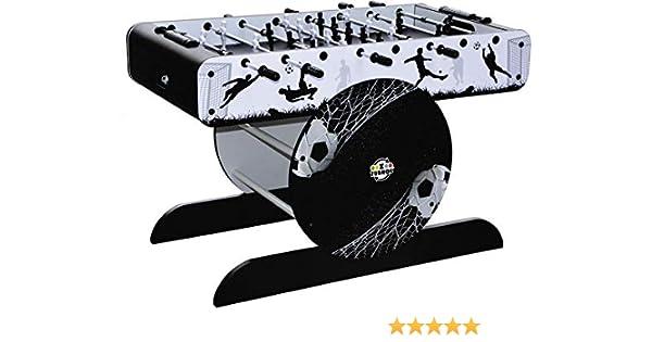 XTURNOS Futbolin Varillas Telescopicas 121x61x78 cm.: Amazon.es: Juguetes y juegos