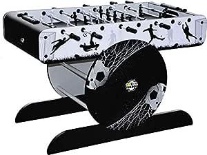 XTURNOS Futbolin Varillas Telescopicas 121x61x78 cm.: Amazon.es ...