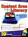Content Area Literacy : An Integrated Approach, Readence, John E. and Bean, Thomas W., 0787276480