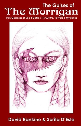 The Guises of the Morrigan - The Irish Goddess of Sex & Battle