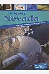Uniquely Nevada (State Studies) Library Binding