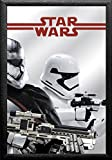 Star Wars Episode 7 Wall mirror Captain Phasma
