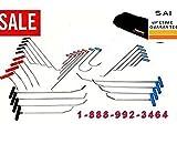PDR TOOLS   Paintless Dent Repair Tools   Dent Rods   USA MADE Dent Repair Tools 30pcs SHIPS FAST!
