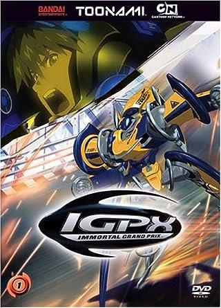 Amazon.com: IGPX, Vol. 1: Peter Cullen, Vanilla Yamazaki, Eiji ...