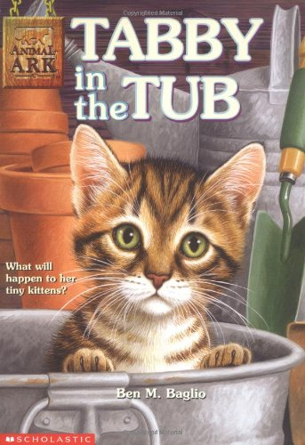 Tabby in the Tub (Animal Ark Series #29) (In Technology Edition Action 11)