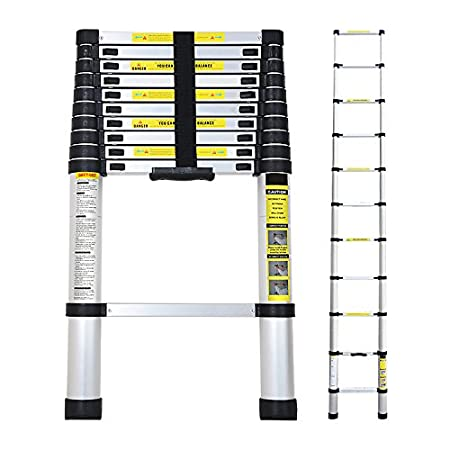 Image result for 3.2m Straight Telescopic Ladder