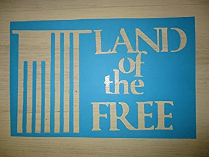america is known as the land of the free