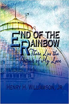 Book End of the Rainbow: There Lies the Portrait of My Love