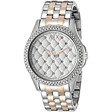 Armani Exchange Women's AX5249 Two Tone  Watch
