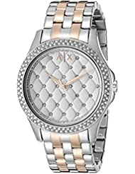 Armani Exchange Womens AX5249 Two Tone  Watch