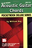Acoustic Guitar Chords, William Bay, 0786674180