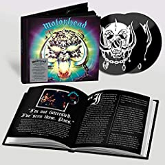 1979 was MOTÖRHEAD year – the year of 'Overkill'. MOTÖRHEAD, the loudest band in the world, with the power and force of a hundred pneumatic drills they destroyed the nation over and again and no-one, repeat no-one, remained unaffected by them...