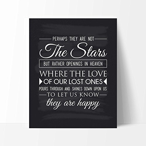 Remembrance Chalkboard Ocean Drop Designs