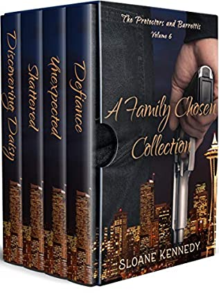 A Family Chosen Collection 6 Protectors And Barrettis Book 6 By