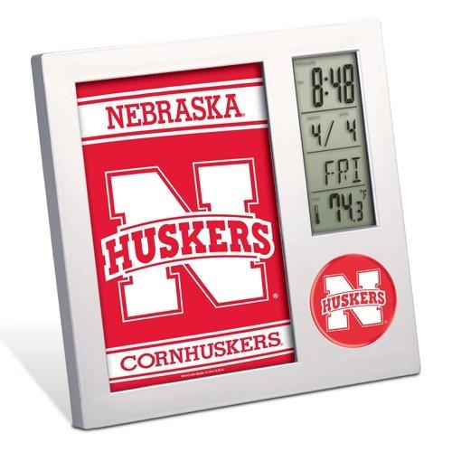 Nebraska Clock - 8