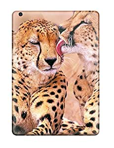 Fashionable Style Case Cover Skin For Ipad Air- South African Cheetahs