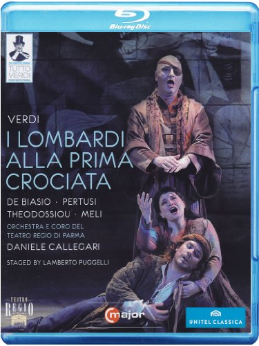 Michele Pertusi - I Lombardi Alla Prima Crociata (Blu-ray)