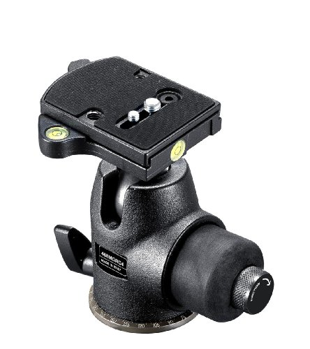 Manfrotto 468MGRC4 Hydrostatic Ball Head with RC4 Rapid Connect System (3271)