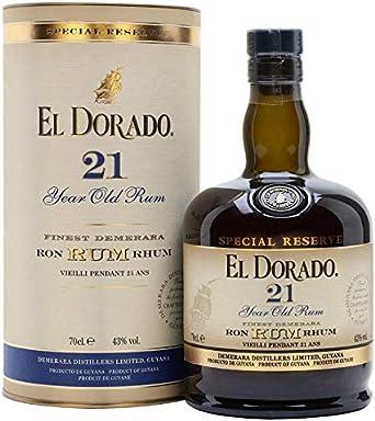 RON 21 AÑOS VENTANA DEMERARA RESERVA ESPECIAL 70 CL EN ...
