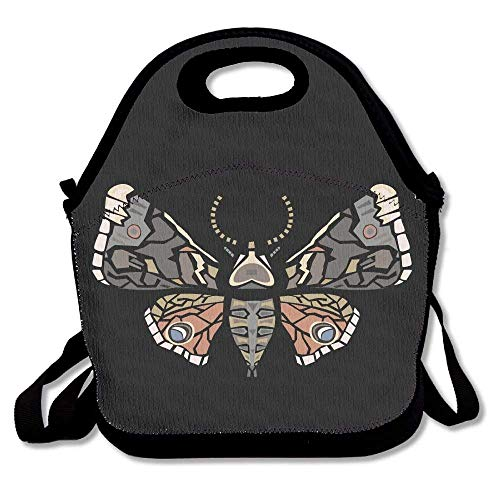 Lunch Bags, Large Lunch Bag, Adult Reusable Lunch Bags For Adults, Cute Butterfly