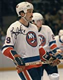 Brian Trottier New York Islanders Autographed Signed 8x10 Photograph () - JSA Certified - Autographed NHL Photos