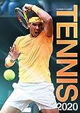 Tennis 2020 Calendar (English, German and French Edition)