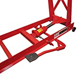 Titan Ramps Hydraulic Motorcycle Lift for