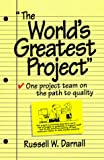 Achieving TQM on Projects, Russell W. Darnall, 1880410362