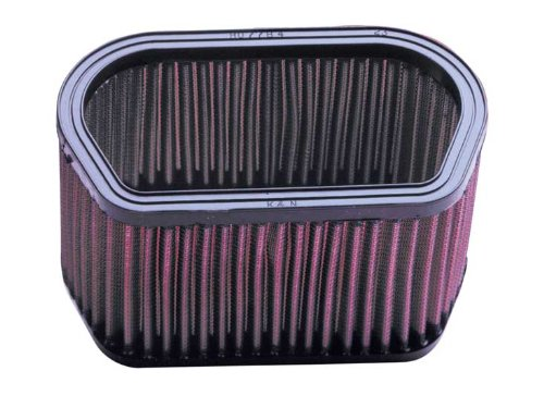 K&N YA-1098 Yamaha High Performance Replacement Air Filter