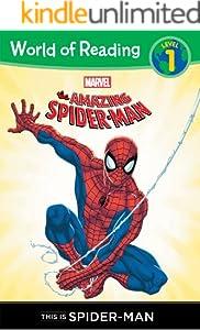 The Amazing Spider-Man: This is Spider-Man (Level 1 Reader) (Marvel Reader (ebook))