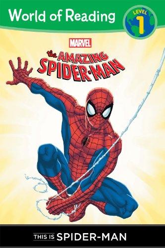 Amazing Spider Man Level Reader Marvel ebook product image