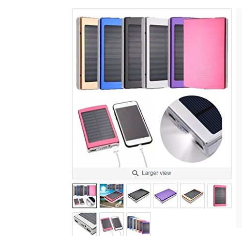 Lauco Portable Mini Ulter Slim Credit Card Wallet Size Power Bank 5000mAh 8.7MM Cell Phone Travel Charger External Battery with Build-in Lightning & Micro USB Cable for IOS Android Devices