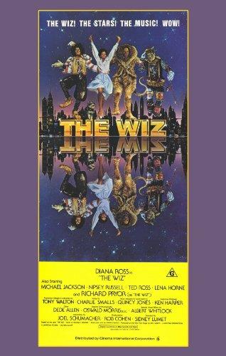 The Wiz Poster Movie C 11 x 17 In - 28cm x 44cm Diana Ross Michael