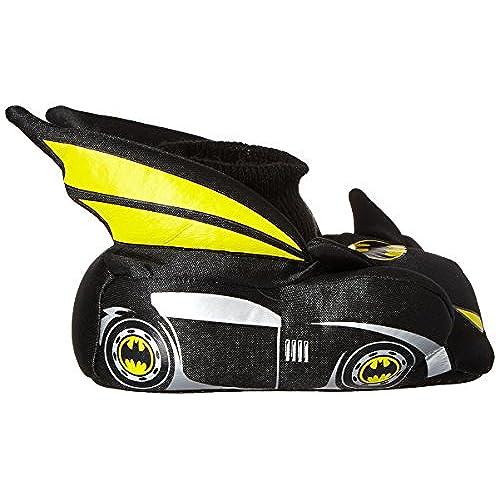 Batman Toddler Boy's Batmobile Slipper