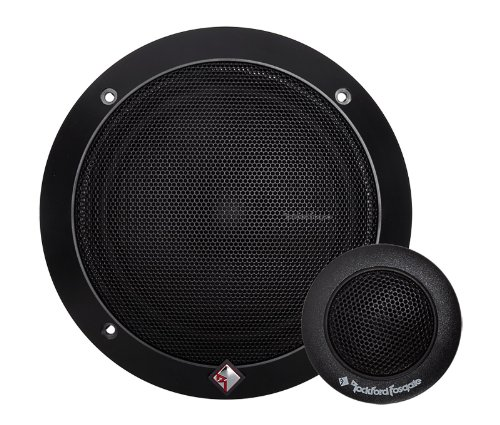 4) ROCKFORD FOSGATE R165-S 6.5'' 80 Watt 2-Way Car Component System Speakers