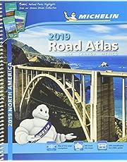 Michelin North America Road Atlas 2019, 17e