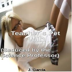 Teacher's Pet, Vol.1: Seduced by the Science Professor