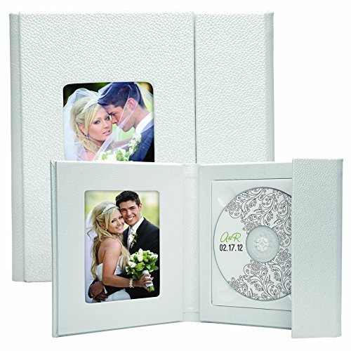 Supreme CD/DVD Holder with Photo - Cd Square Holder