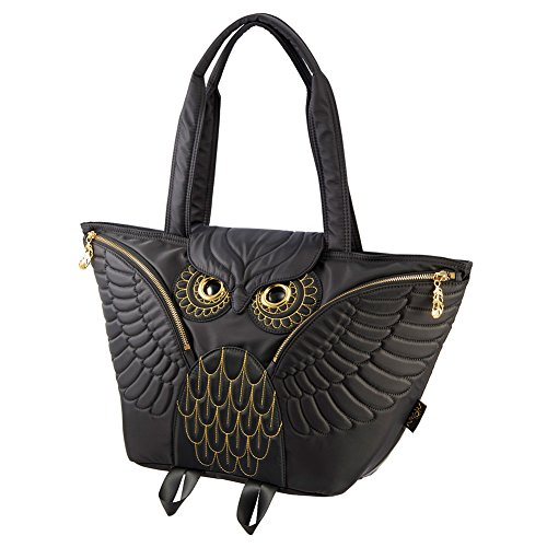MORN CREATIONS , Damen Tote-Tasche Black(900)